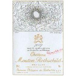 6xChateau Mouton Rothschild 2002  (750ml)