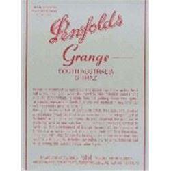6xPenfolds Grange 1996  (750ml)