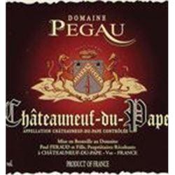 12xChateauneuf du Pape Cuvee da Capo Pegau 2003  (750ml)