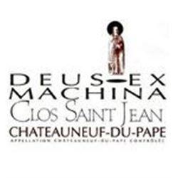 12xChateauneuf du Pape Cuvee Deus Ex Machina Clos St Jean 2005  (750ml)