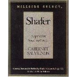 6xShafer Vineyards Hillside Select Cabernet Sauvignon 1997  (750ml)