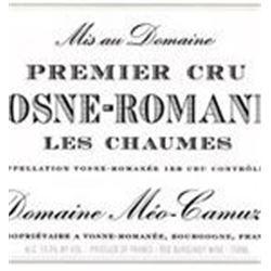 12xVosne Romanee Les Chaumes Meo-Camuzet 2010  (750ml)