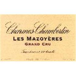 12xCharmes Chambertin Les Mazoyéres Vougeraie 2010  (750ml)