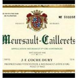 4xMeursault Caillerets Coche-Dury 2009  (750ml)