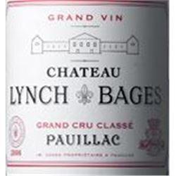 12xChateau Lynch Bages 1985  (750ml)