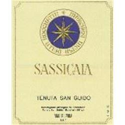 6xSassicaia 2008  (1.5L)