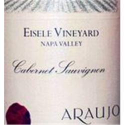 6xAraujo Estate Eisele Vineyard Cabernet Sauvignon 2012  (750ml)
