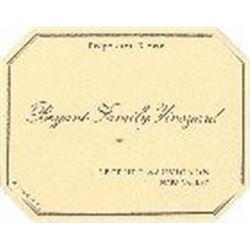 4xBryant Family Vineyard Cabernet Sauvignon 2010  (750ml)