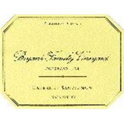 5xBryant Family Vineyard Cabernet Sauvignon 2012  (750ml)