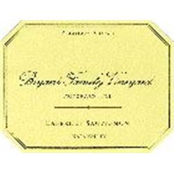 6xBryant Family Vineyard Cabernet Sauvignon 2013  (750ml)