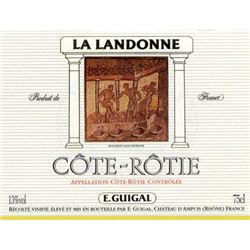 8xCote Rotie La Landonne Guigal 1996  (750ml)