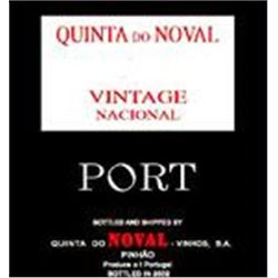 1xQuinta do Noval Nacional 1963  (750ml)