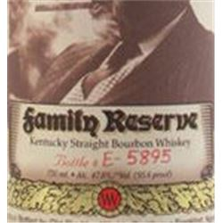 1xPappy Van Winkle Family Reserve 23 Year Old Bourbon  (750ml)