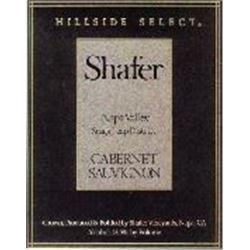 6xShafer Vineyards Hillside Select Cabernet Sauvignon 2004  (750ml)