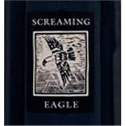 1xScreaming Eagle Cabernet Sauvignon 2012  (750ml)