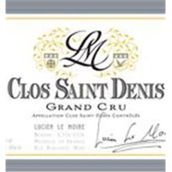 12xClos St Denis Lucien Le Moine 2008  (750ml)