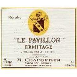 4xErmitage Le Pavillon Chapoutier 1990  (750ml)
