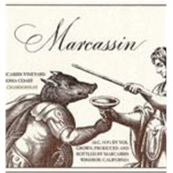 6xMarcassin Marcassin Vineyard Chardonnay 2008  (750ml)