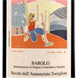 12xBarolo Rocche dell`Annunziata Roberto Voerzio 2012  (750ml)