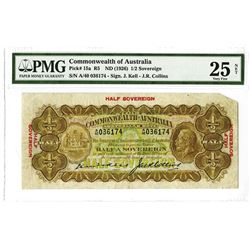 Commonwealth of Australia, 1926, Issued Note