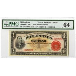 Philippines, 1941, Naval Aviators' Issue Banknote