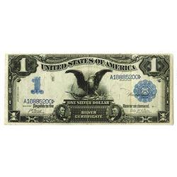 U.S. Silver Certificate, $1 1899, Fr#226a, Lyons   Roberts Signatures.