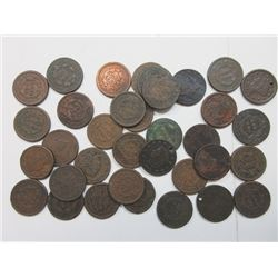 Large Cent Selection.