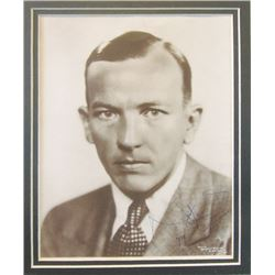 Noel Coward on Dorothy Wilding Photograph in Frame, ca.1920-1931.