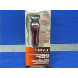 New Wahl trimmer