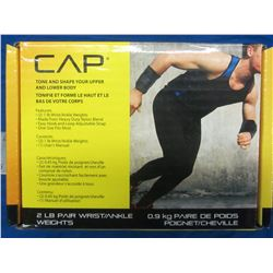 New Cap wrist/ankle weights