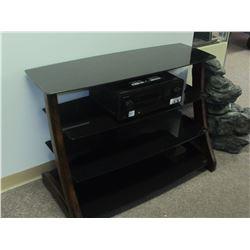 4 shelf entertainment unit