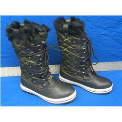 New Sociology winter boots