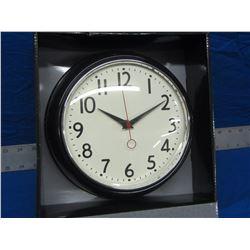 New retro wall clock