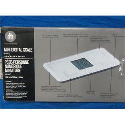 New mini digital scale