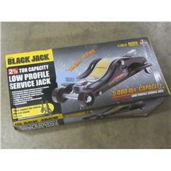 Used 2 1/2 ton low profile jack