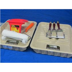 New Paint bundle with 2 trays/ 3
