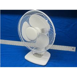 New fan 3 speed with oscillation