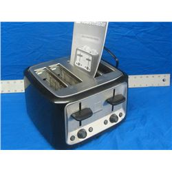 Used toaster/ only used once or