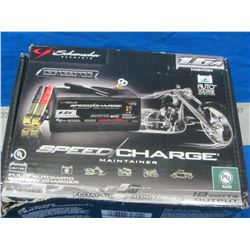 New Shumacher speed charger