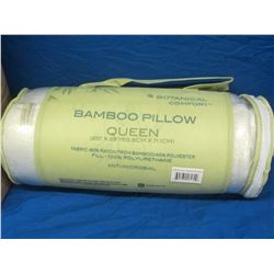 New 2 bamboo memory foam