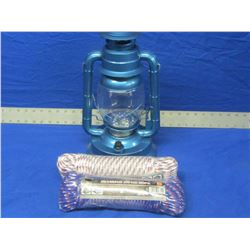 "New Hurricane lantern 14"" and"