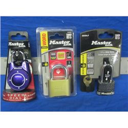 New Master lock padlocks 3