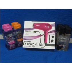 New Hair care bundle with Conair