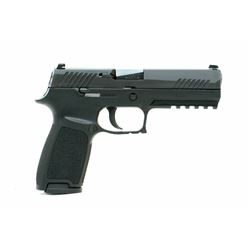 SIG SAUER, MODEL P320, CAL 9MM*THIS IS A RESTRICTED HANDGUN*