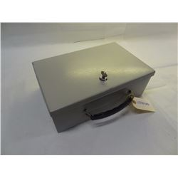 METAL LOCK BOX