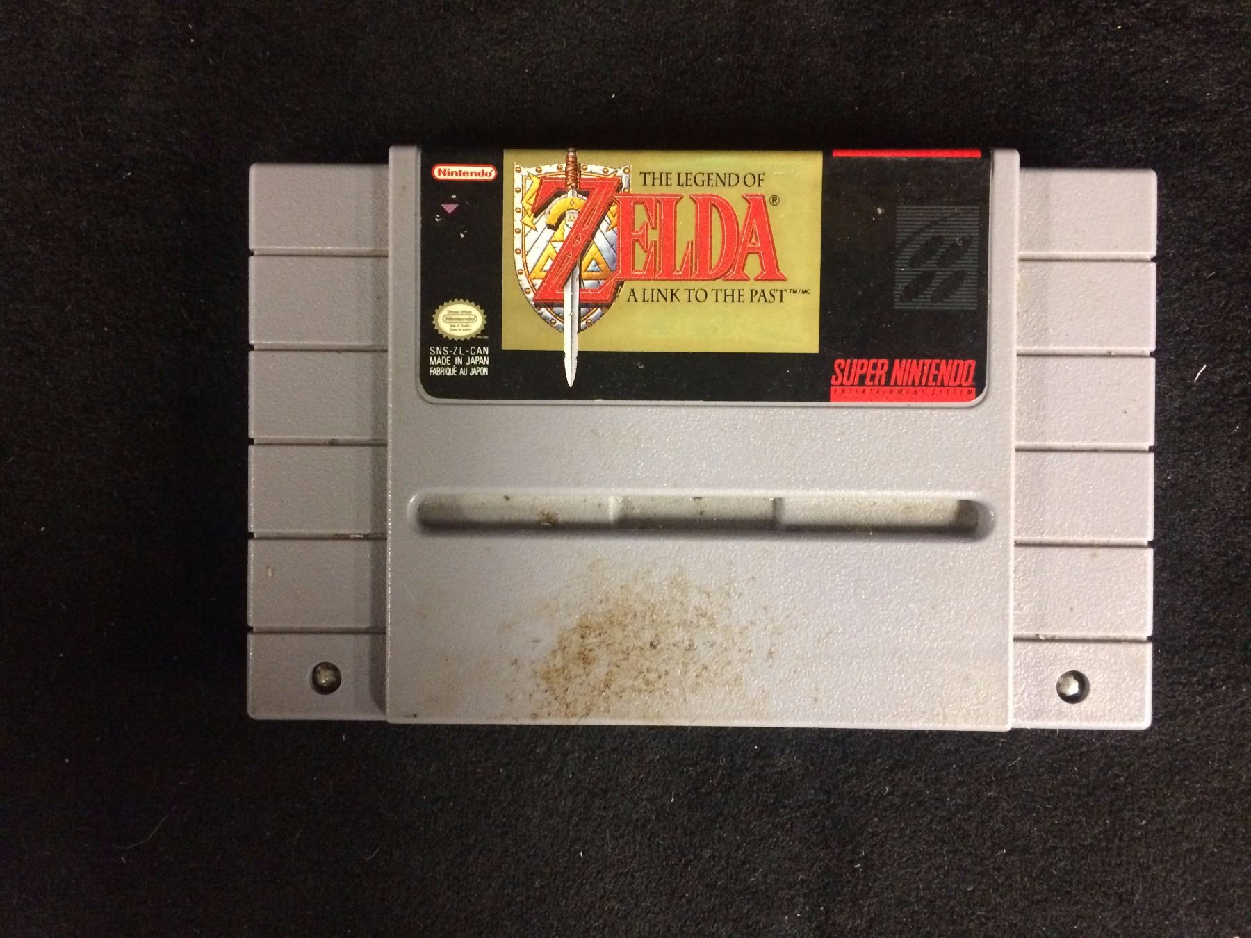 link to the past super nintendo