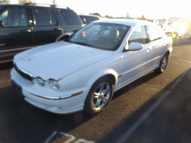 Image 1 : 2002 Jaguar X Type ...