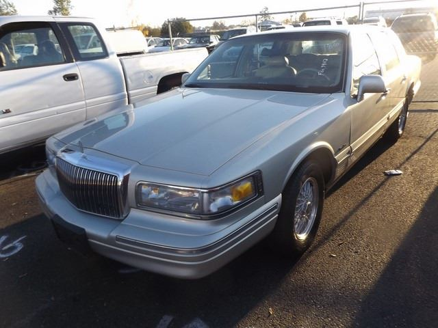 1997 Lincoln Town Car Speeds Auto Auctions