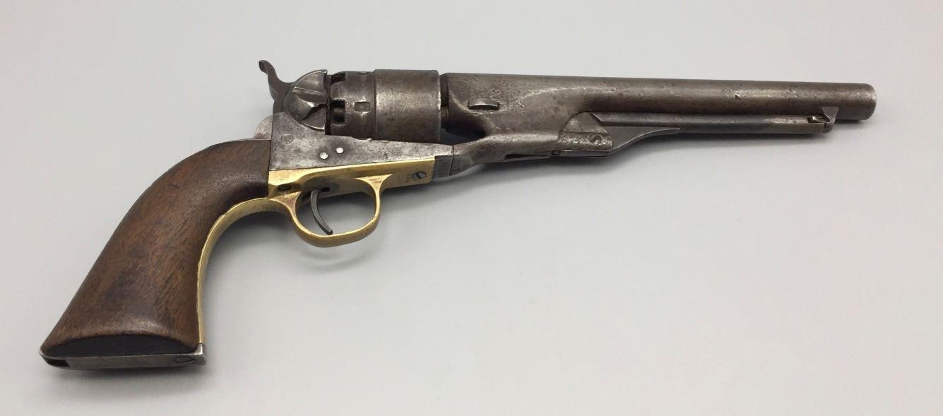 Civil War Era Mod  1860 Colt Army
