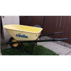 Castle Metal Wheel Barrow